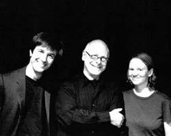 The Original Trio: Lonberg-Holm, Gregorio and Biolo