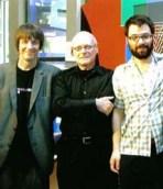 Madi Trio: Lonberg-Holm, Gregorio and Adasiewicz